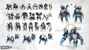 Warp_Zero01 by barontieri