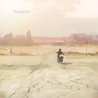 Freedom by barontieri