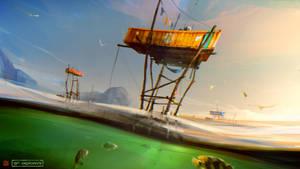 AE BT Oceanscape 01 by barontieri
