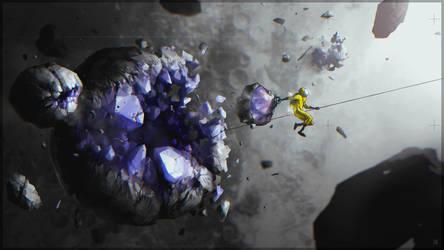 SEM-AJ02 Geodes by barontieri
