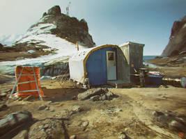 VPA Antarctica base by barontieri