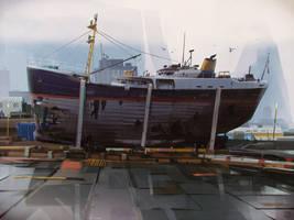 Hells Racer shipyard... by barontieri