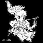 Fire Emblem Chibi | Lyn by Chibivi-Linearts