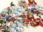 Fire Emblem Sticker by Chibivi-Linearts