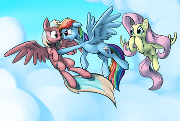 Where have you been? by NadnerbD