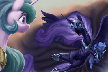 Clinging to the Past by NadnerbD