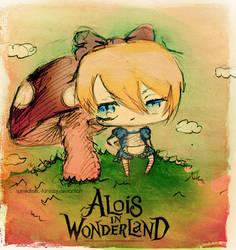 Alois in Wonderland by Surrealistic-Fantasy