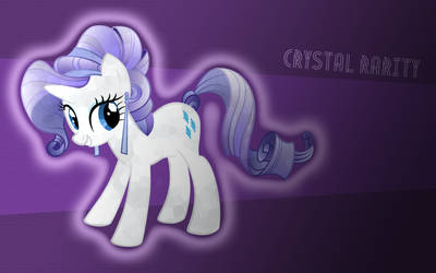 Crystal Rarity WP2 by AliceHumanSacrifice0