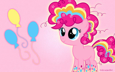 Playful Pinkie Pie WP by AliceHumanSacrifice0