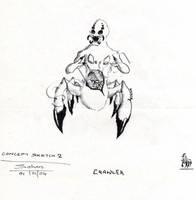 Concept Art: Crawler by sohansurag