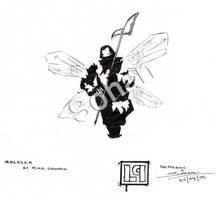 Sketch: Linkin Park HT by sohansurag