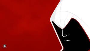 Assassin's Creed Minimalist Wallpaper by sohansurag