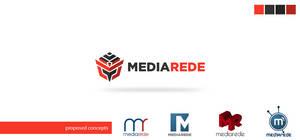Mediarede Logo by sohansurag