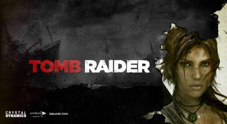 Tomb Raider Fan Wallpaper by sohansurag