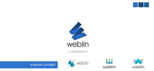 Weblin Logo by sohansurag