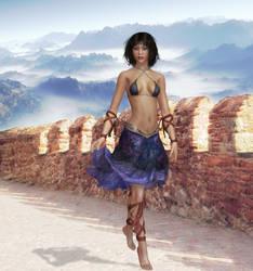 Desert Planet by AthosLuca