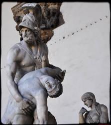 Statue di Firenze XV by AthosLuca
