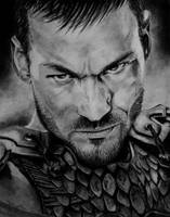 Spartacus by dustyyy