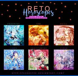 Reto horoscopes by Schastye
