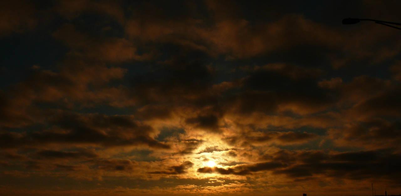 Sunrise Over Solomons 2 by cvramen