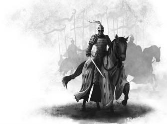 Mamluk by grantlion