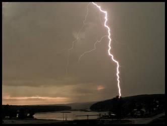 Thunderbolt by Frider