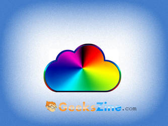 Free iCloud PSD Download by beauty888