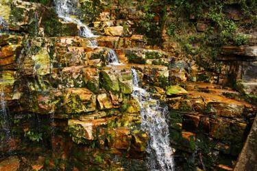 Yanshady's waterfall! by Vidamasu