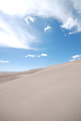 Sand Dunes NP by Shluh