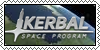 Kerbal Space Program [stamp] by TheSkyGecko
