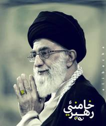 Khamenei Rahbar by alibacha