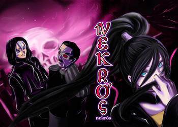 Nekros portada by SAHNARA