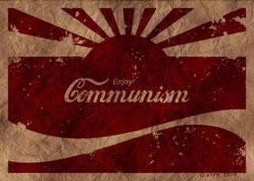 Enjoy Communism by ulro