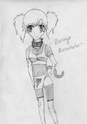 Masago Minamoto by haleekins