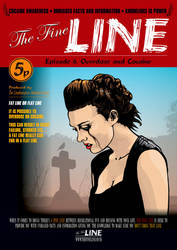 THE FINE LINE by pixeldaddy