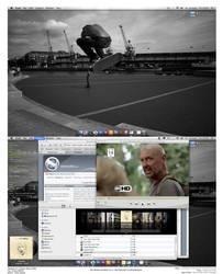 March_Desktop. by Scazza