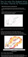 Phatmon66's Tutorial on Sugimori Fire and Shiny by Phatmon