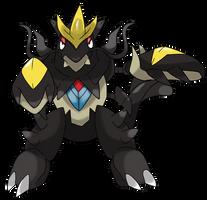 Mega Crawdaunt by Phatmon