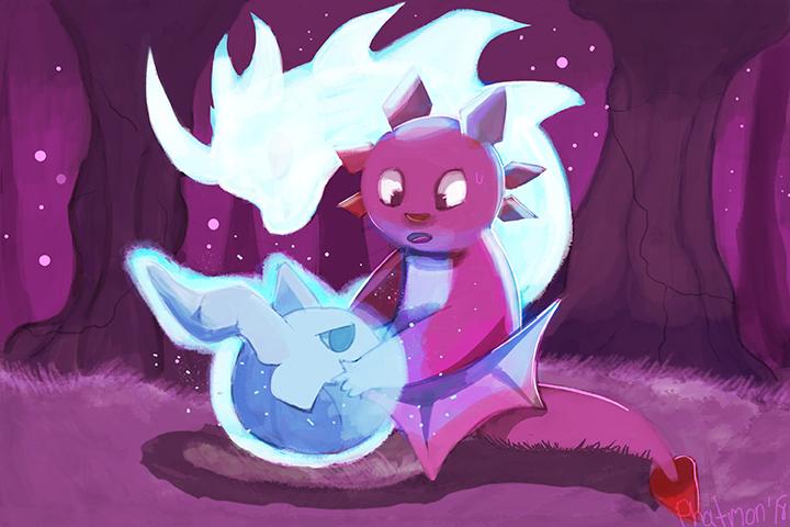 Spooky Zera by Phatmon