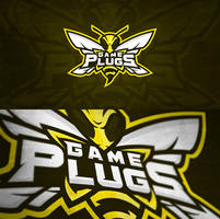 Gameplugs Logo design by MYeSportdesign