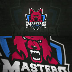 Logo for MastersOfCheats by MYeSportdesign