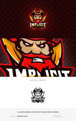 Implicit Gaming by MYeSportdesign