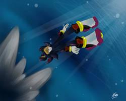 .:Falling:. by Naromiji