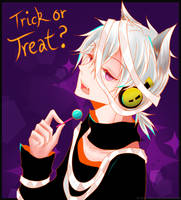 Happy Halloween! by Hinna-chan