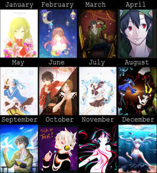 2014 Summary by Hinna-chan