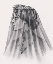 Iris von Everec (House of Bilewitz) by NastyaSkaya