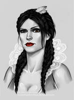 Philippa Eilhart by NastyaSkaya