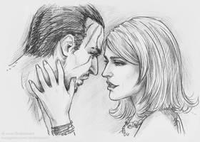 Keira and Lambert by NastyaSkaya