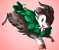 Skiddo by Takek