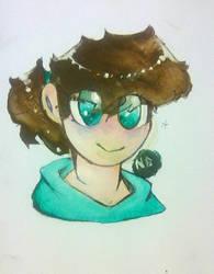 watercolor ell by Nightbab